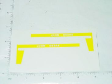 John Deere Model 620 Replacement Stickers Main Image