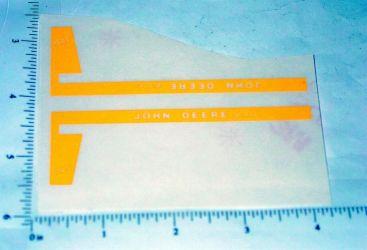 John Deere 1:16 520 Diesel Tractor Replacement Stickers Main Image