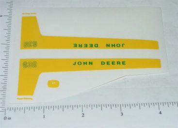 John Deere 1:16 630 Power Steering Tractor Replacement Stickers Main Image