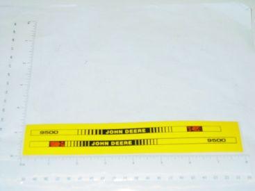 John Deere 1:16 9500 Combine Replacement Stickers Main Image
