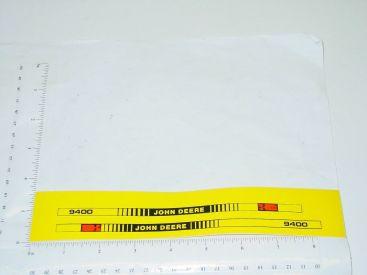 John Deere 1:16 9400 Combine Replacement Stickers Main Image