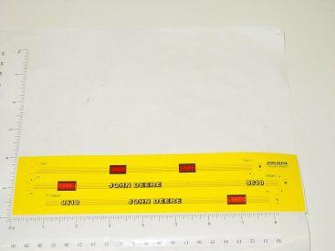 John Deere 1:16 9610 Combine Replacement Stickers Main Image
