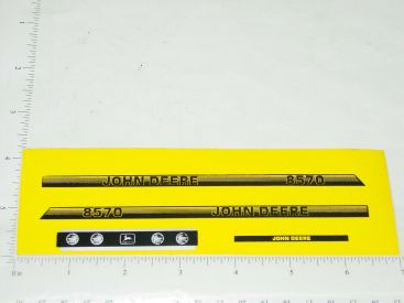 John Deere 1:16 8570 Replacement Stickers Main Image