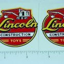 Lincoln Toys Construction Company Stickers Main Image