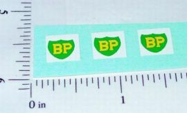 Matchbox #25/32 BP Petrol Tanker Truck Stickers