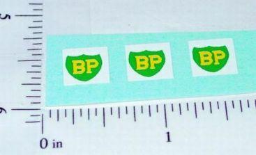 Matchbox #25/32 BP Petrol Tanker Truck Stickers Main Image