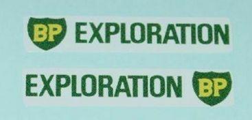 Matchbox Alvis Stalwart Explorer Stickers Main Image