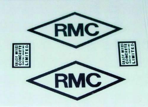 Matchbox Kingsize Scammel Heavy Wrecker Stickers MB-K2C