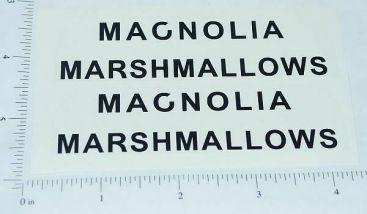 Metalcraft Magnolia Marshmallow Sticker Set Main Image