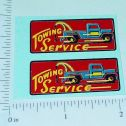 Marx Towing Service Replacement Stickers Main Image