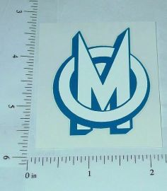 "Murray Tricycle Logo 2"" Replacement Sticker"