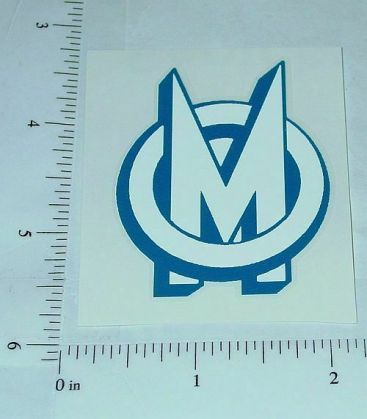 "Murray Tricycle Logo 2"" Replacement Sticker Main Image"