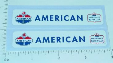 Nylint Ford American Tow Truck Stickers Main Image
