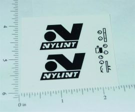 Nylint Bulldozer Const Vehicle Stickers
