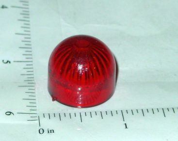 Buddy L Red Plastic Roof Flasher Toy Part Main Image