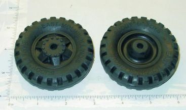 Buddy L 53 Ford Style Rubber Wheel/Tire Replacement Toy Part Main Image