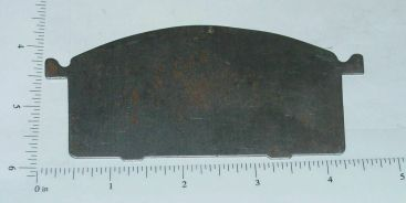 Buddy L Sand/Gravel Stamped Steel Tailgate Toy Part Main Image