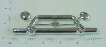 Buddy L Chromed Plastic GMC Truck Grill Toy Part Main Image