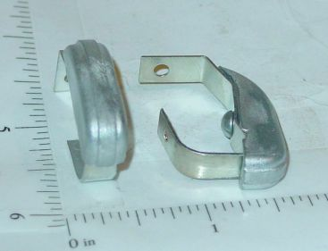 Pair Doepke Jaguar Replacement Rear Bumperette Toy Part Main Image
