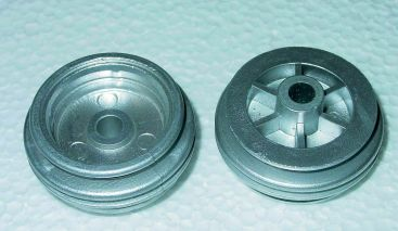 Doepke MG Replacement Wheel Toy Part Main Image