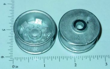 Doepke Toy Truck Cast Rear Replacement Wheel Part Main Image