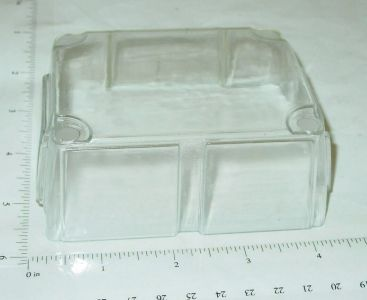 Ertl White Cabover Engine Style Truck Windshield Toy Part Main Image