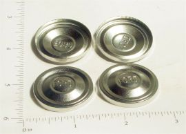 Nylint Ford Econoline/Bronco Replacement Set of 4 Hubcaps