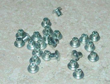 """25 Semi Tubular 1/8"""" by 1/8"""" Tonka Rivets Main Image"""