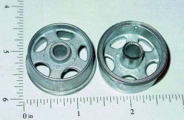 Smith Miller 5 Spoke Cast Replacement Wheel Part Main Image
