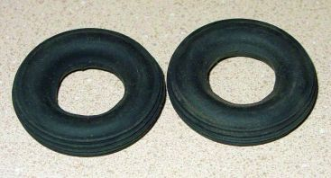 Pair Cox Thimble Drome Special Replacement Front Tires Main Image