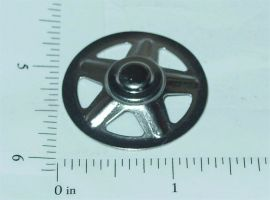 Tonka Set of 4 Later Hub Cap Replacement Toy Parts