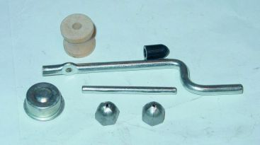 Tonka Wrecker Tow Truck Boom Hardware Replacement Toy Parts Main Image