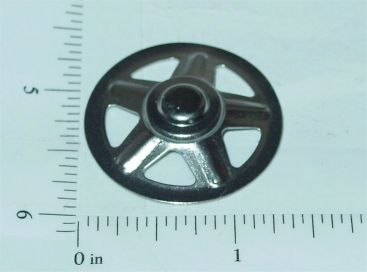 Tonka Set of 4 Later Hub Cap Replacement Toy Parts Main Image