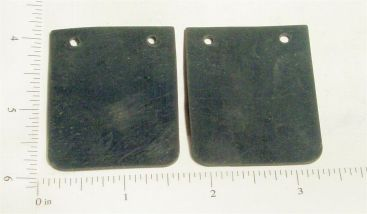 Tonka Reproduction Large Mudflap Set of 2 Replacement Toy Part Main Image