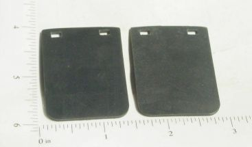 Tonka Reproduction Small Mudflap Set of 2 Replacement Toy Part Main Image