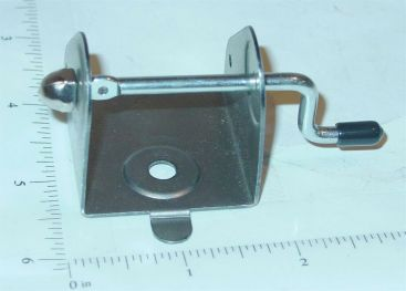 Tonka Lowboy Trailer Winch w/Handle Replacement Toy Parts Main Image