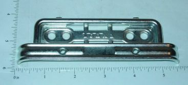Tonka 1962-64 Zinc Plated Truck Grill Replacement Toy Part Main Image
