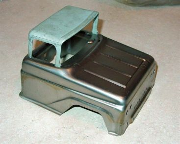 Tonka 1958/59 Truck Cab w/Roof Replacement Toy Part Main Image