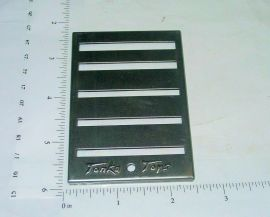 Tonka High Rack Stake Truck Rear Sliding Gate Replacement Toy Part