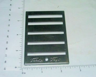 Tonka High Rack Stake Truck Rear Sliding Gate Replacement Toy Part Main Image