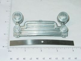 Wyandotte Cabover Truck Replacement Grill w/Spring Clip Toy Part