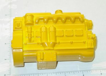 Doepke D-6 CAT Bulldozer Plastic Motor Replacement Toy Part Main Image