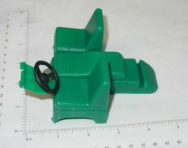 Nylint Green Plastic Econoline Van Interior Replacement Toy Part Main Image