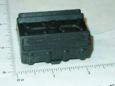 Nylint Black Plastic Ford Cab Over Engine Replacement Toy Part Main Image
