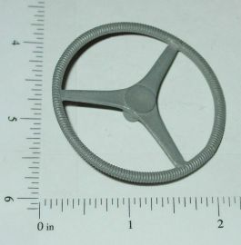 "Custom Cast 3 Spoke 2"" Diameter Steering Wheel Part"