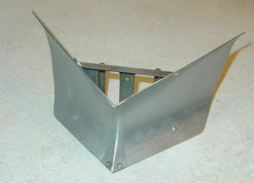 Tonka V-Plow Accessory Replacement Toy Part Main Image