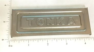 Tonka Fleetside Block Letter Pickup Truck Tailgate Replacement Toy Part Main Image