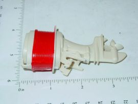 Tonka Clipper Outboard Boat Motor Replacement Toy Part