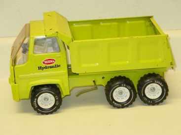 Vintage Tonka Cab Over Dump Truck, Pressed Steel Toy, Hydraulic Main Image
