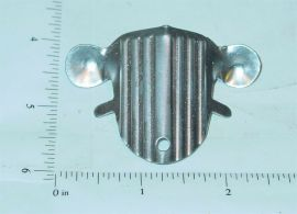 Wyandotte Plated Replacement Grill Toy Part